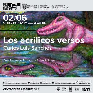 Invitación - Carlos Luis Sánchez (1)